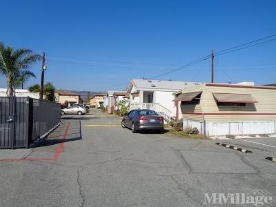 Mobile Home Park in Covina CA