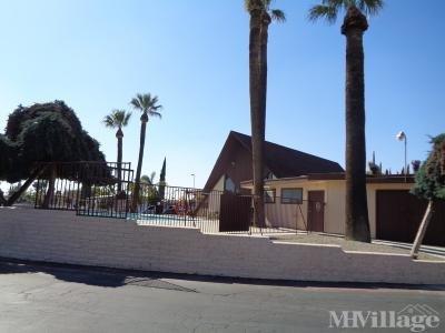 Mobile Home Park in Rialto CA