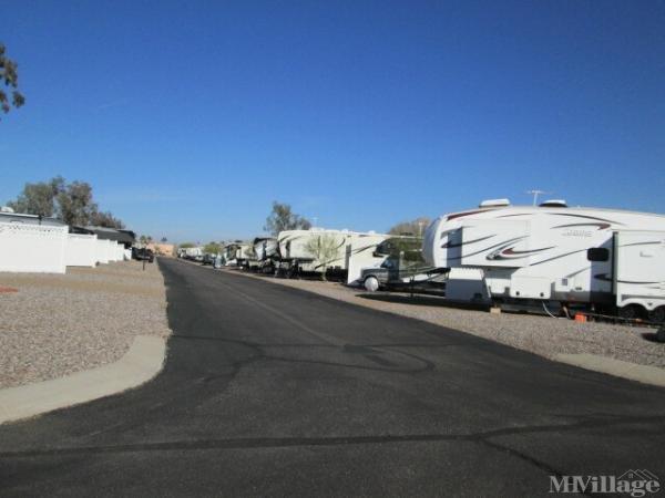 Photo 0 of 2 of park located at 17065 East Peak Lane Picacho, AZ 85141