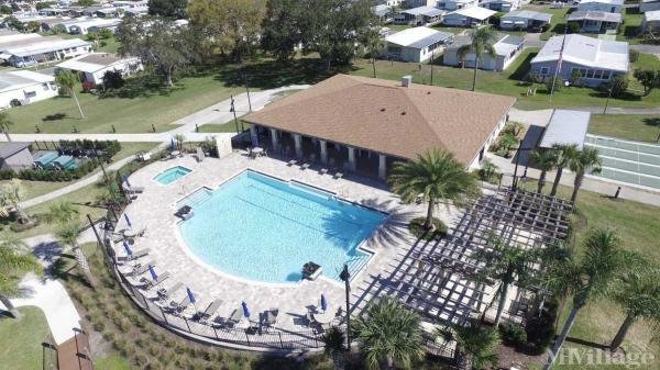 Our beautiful Clubhouse and Pool