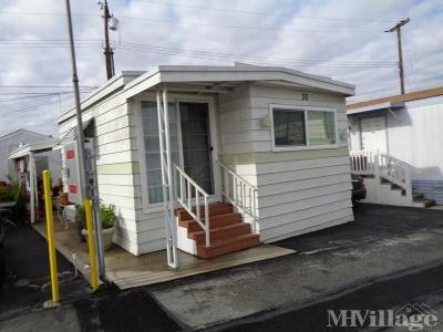 Mobile Home Park in Montebello CA
