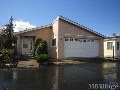 Mobile Home Park in Federal Way WA