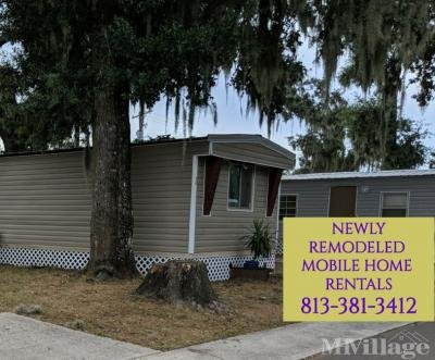 Mobile Home Park in Valrico FL