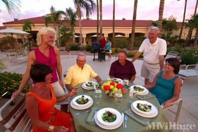 Las Palmas Grand 55+ Resort Community