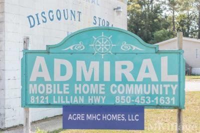 Admiral Mobile Home Community