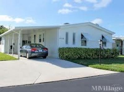Mobile Home Park in Stuart FL