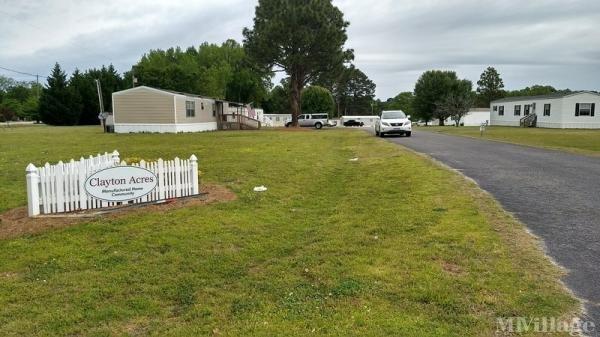 Photo of Clayton Acres, Clayton, NC
