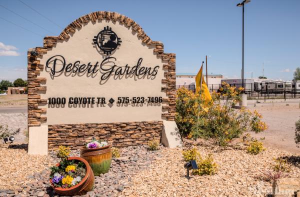 Photo of Desert Gardens, Las Cruces, NM