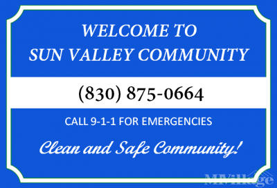 Welcome to Sun Valley Community