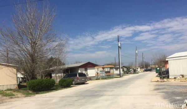 Comal Valley Road
