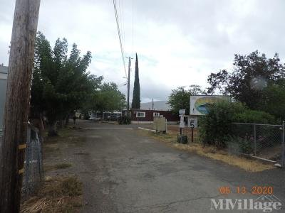 Mobile Home Park in Clearlake Oaks CA