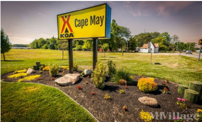 Cape May KOA