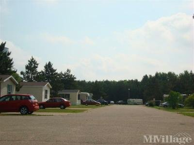 Mobile Home Park in Plover WI