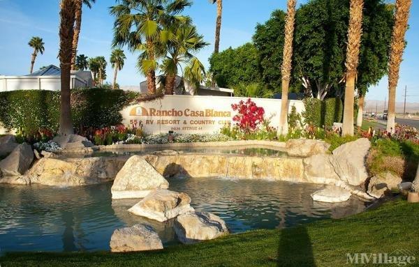 Photo of Rancho Casa Blanca, Indio, CA
