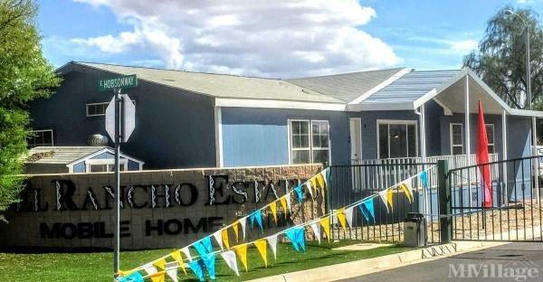 Photo of El Rancho Estates, Blythe, CA
