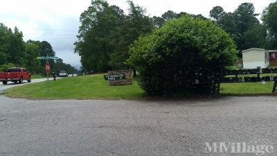 Mobile Home Park in Wake Forest NC