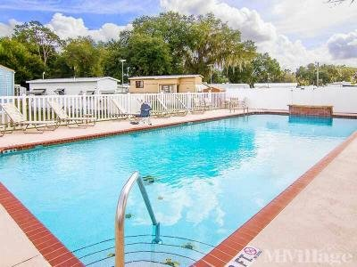 Heated outdoor pool and patio
