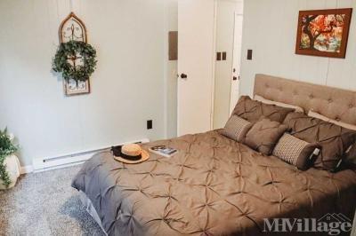 Model Home Bedroom 1