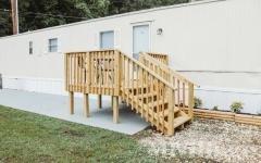Model Home 6x8 Deck