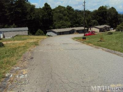 Mobile Home Park in Leicester NC