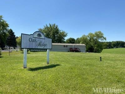 Mobile Home Park in Fort Atkinson WI