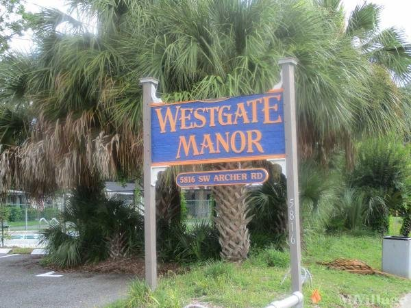 Photo of Westgate Mobile Manor Park, Gainesville, FL