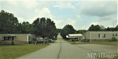 Mobile Home Park in Taylors SC