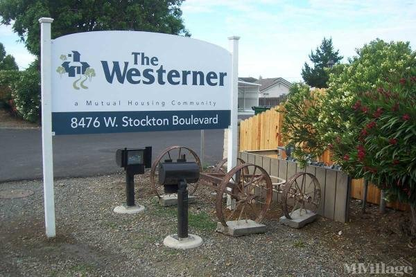 Photo of The Westerner Mobile Home Park, Mutual Housing Community, Elk Grove, CA