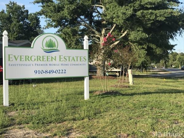Photo of Evergreen Estates, Fayetteville, NC