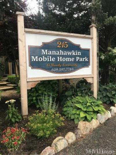 Mobile Home Park in Manahawkin NJ