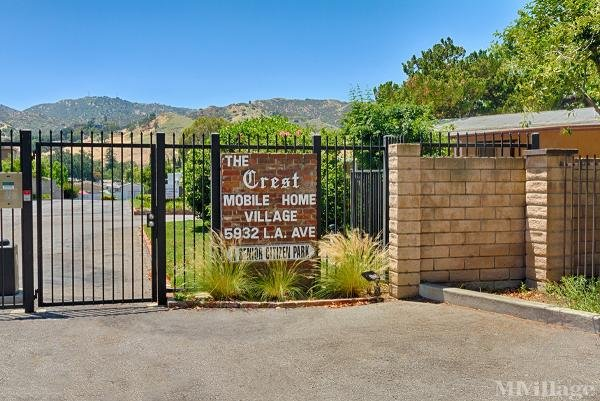 Photo of The Crest Mobile Home Village, Simi Valley, CA