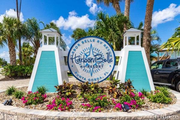 Photo of Harbor Belle RV Resort, Punta Gorda, FL
