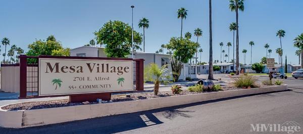 Photo of Mesa Village, Mesa AZ