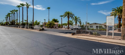 Mobile Home Park in Chandler AZ