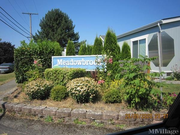 Meadowbrook Mobile Home Park Mobile Home Park in Buckley ...