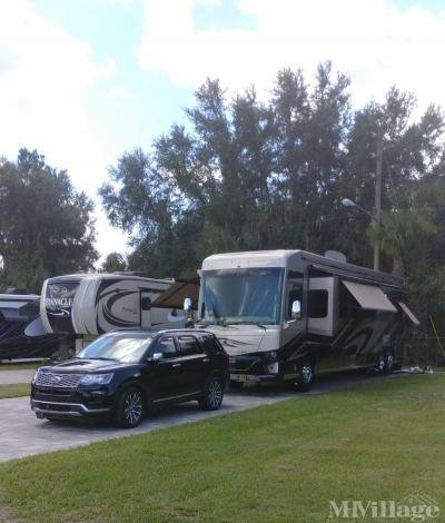 Wekiva Falls RV Resort