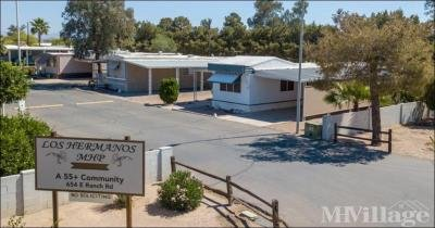 Mobile Home Park in Queen Creek AZ