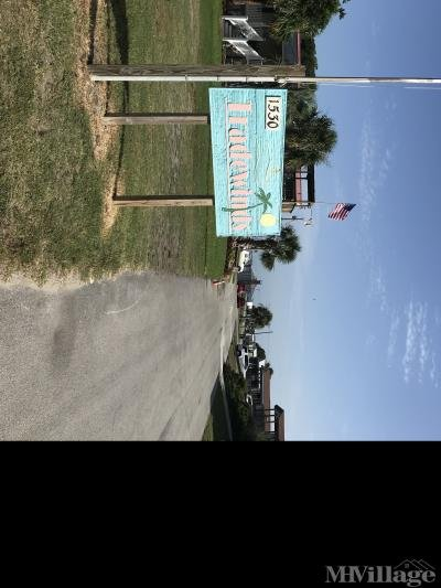 Mobile Home Park in Indian Beach NC