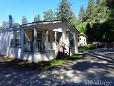 Mobile Home Park in Angelus Oaks CA