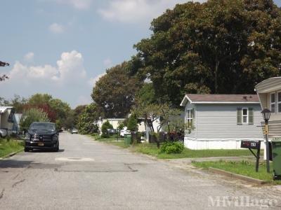 Mobile Home Park in Bohemia NY