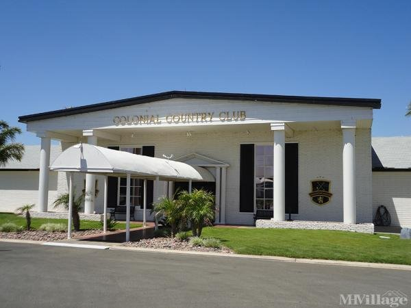 Photo of Colonial Country Club, Hemet, CA