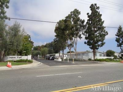 Mobile Home Park in Oceanside CA