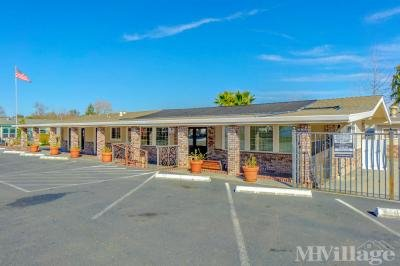 Mobile Home Park in Loomis CA