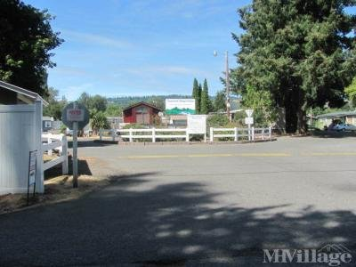Mobile Home Park in Sweet Home OR