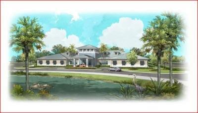 Mobile Home Park in Lake Suzy FL