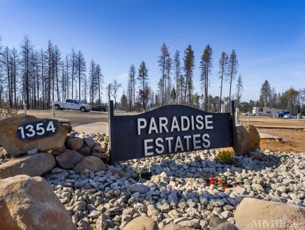 Photo of Paradise Mobile Estates, Paradise, CA