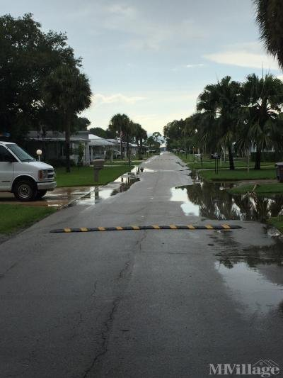 Mobile Home Park in Winter Haven FL