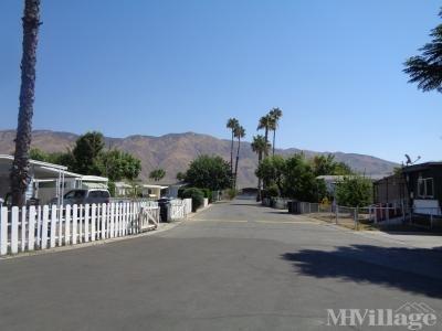 Mobile Home Park in San Jacinto CA