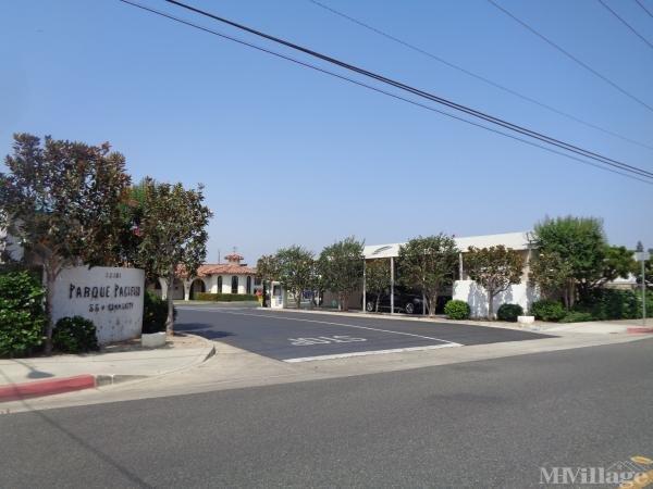 Photo of Parque Pacifico Mobile Home Club, Stanton, CA