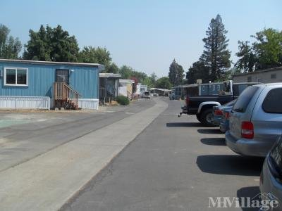 Mobile Home Park in Marysville CA